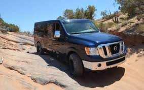 nissan titan camper quigley makes a nissan nv 4x4 van let us say hallelujah the