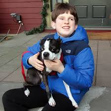 Dog Going Blind What To Do Boy Fundraises To Keep Dog From Going Blind Dogtime