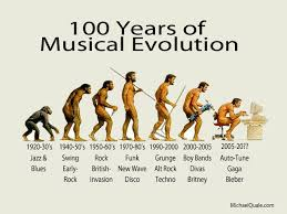 Musical Meme - funny musician memes 100 years of musical evolution let the