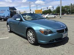 2005 bmw 6 series problems 2005 bmw 6 series 645ci 2dr convertible in highlands ca