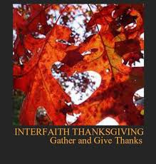 our of martyrs forest interfaith thanksgiving