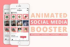 reference resume minimalistic logo animations milestone animated instagram posts instagram templates