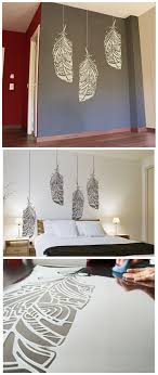 Best  Diy Wall Painting Ideas On Pinterest Paint Walls - Wall paintings for home decoration