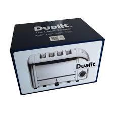 Dualit 4 Toaster Dualit Architect Stainless Steel 4 Slice Toaster U0026 1 5 Kettle Set