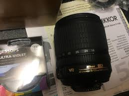 nikon d7000 with two lenses professional camera in east end