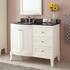White Vanity Cabinets For Bathrooms 42