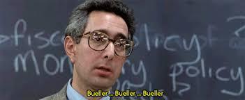 Ferris Bueller Meme - ferris buellers day off bueller bueller buller gif find share on