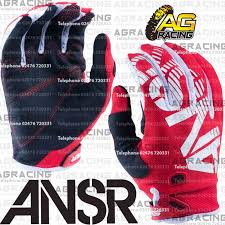 answer motocross gear answer 2016 syncron red black white gloves xxl 2xl motocross