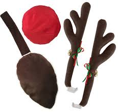 reindeer car reindeer car costume set with jingle bells kovot
