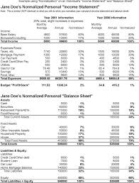 Income Statement Excel Template Blank Income Statement And Balance Sheet Template Billybullock Us