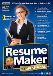 Best Resume Maker Software Amazon Com Resumemaker Professional Deluxe 19 Download Software