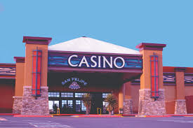 Ohkay Casino Buffet by Casino Map