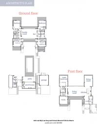 2 story house plans with garage architectural design of two modern