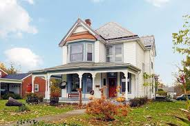 west union ohio queen anne victorian circa old houses old