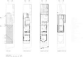 plans architecture lab plans cubo house phooey architects