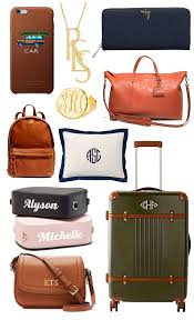 monogramed items monogrammed items the prepster