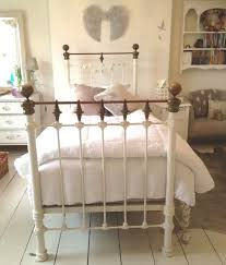 Single Bed Iron Frame 18 Best Wrought Iron Beds Images On Pinterest Antique Beds