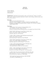 supervisor responsibilities resume resume for your job application