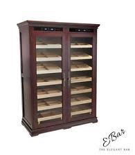 humidor cabinet ebay