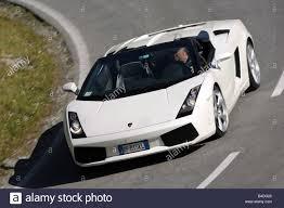 lamborghini white lamborghini gallardo spyder model year 2005 white driving