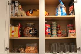 easy pantry and freezer organization one hundred dollars a month