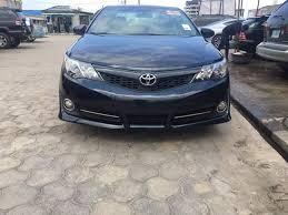 price of toyota camry 2013 toks toyota camry 2013 model n5 600 000 autos nigeria