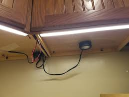 wire under cabinet lighting cabinet lighting great under kitchen led direct wire dimmable
