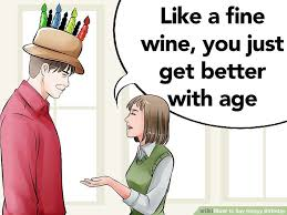 how to say happy birthday 12 steps with pictures wikihow