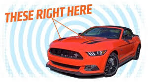mustang design here s everything that s changed on the 2018 ford mustang