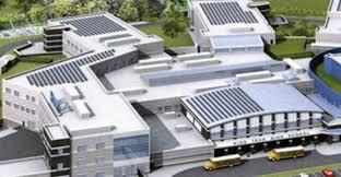 high school project hudson schools work begins on new high tech high school cus in secaucus n j