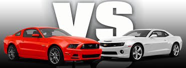 mustang or camaro 2014 ford mustang vs 2014 chevrolet camaro