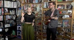 Tiny Desk Npr Norwegian Singer Aurora U0027s Npr Tiny Desk Concert Is Magical Video