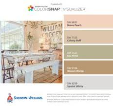 peach fuzz paint color sw 6344 by sherwin williams view interior