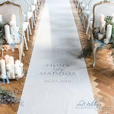 white aisle runner ceremony must wedding rumors