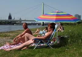 Baden Im Rhein Gefahr Baden Im Rhein Ist Verboten Kölner Stadt Anzeiger