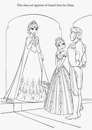 disney movie frozen coloring pages instant knowledge