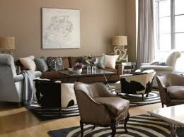wohnzimmer dekorieren ideen wohnzimmer dekorieren braun attraktiv wandfarbe idee frs