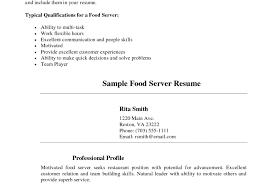 cover letter desktop resume career objective examples waitress