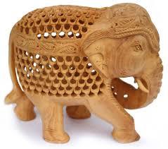 Elephant Statue Wholesale Elephant Figurine Buy In Bulk 7 U201d Hand Carved Wooden