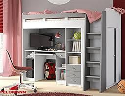 lit bureau armoire combiné fw 27xd1t03 lit combiné mezzanine bureau et armoire pour enfant
