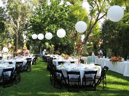 outdoor party ideas photo party table settings ideas images outdoor table design