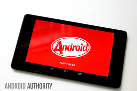 android 4 4 kitkat how to manually install android 4 4 kitkat nexus 7 2012 2013