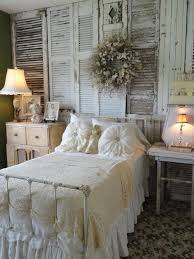 Shabby Chic Bed Frame Chic Bedroom Decor