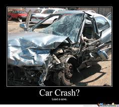 Car Wreck Meme - car crash by hmac3334 meme center
