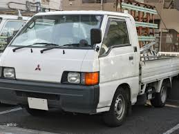 mitsubishi delica delica truck