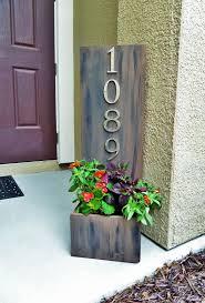 plaque numero rue best 25 numero maison ideas only on pinterest numéros de maison