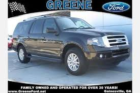 ford athens ga used ford expedition for sale in athens ga edmunds