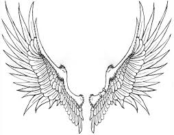 wings design on back in 2017 photo