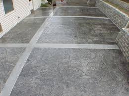 paint for patio concrete patio finishes ideas
