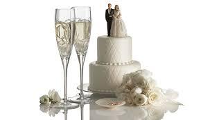 waterford wedding vows flutes pair